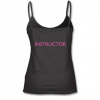 Instructors Adult Vest in black